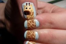 Painting Nails is Such a Weird Concept. Who Invented It? / by Alissa Ryan