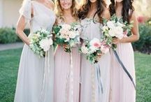 Bridesmaids / Find ideas for bridesmaids dresses for every budget.