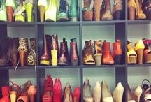 The Shoe Fits  / by Natasha Sugarman