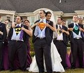 Super Hero Theme Wedding