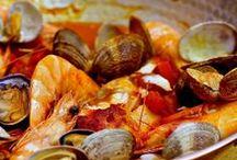 Sea Food / by Jill Anderson