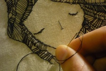 Embroidery / by Erin Granville