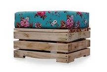 RECYCLED WOOD / Pallet & wooden crates