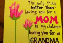 Mother's Day / by Jamie Fox