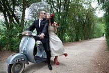 Wedding Transportation / Travel to and from your wedding in style with these fabulous ideas.