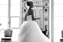 Ball Gown Wedding Dresses / Fulfill your fairytale fantasies with a Cinderella-worthy dress. / by Colin Cowie Weddings