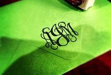 Monogramming Life / by Paylor Chavanne