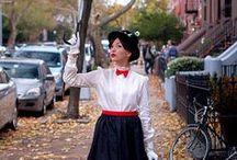 Tie-Inspired Halloween Costume Ideas / Easy, diy Halloween costumes using neckties and bow ties.
