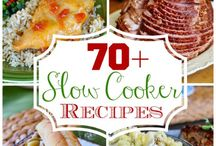 Slow cooking recipes / by Brittni Pierson