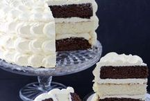 Have Your Cake (and Cupcakes) Eat It Too! / Cake and Cupcake Recipes / by Julie Rye