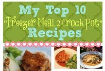 Food Yums! - Crock Pot Recipes! / Great crockpot recipes for simplifying life (& getting food to the table)