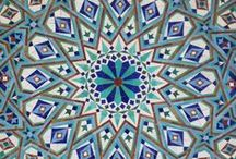 Moroccan and Islamic patterns