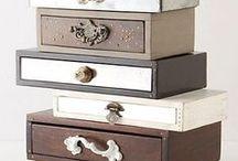 Jewelry Storage / Organize your jewelry!