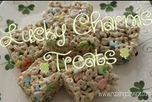 "Clover Day Ideas!! {St. Patrick's Day} / Great St. Patrick's Day ideas -- well, we like to call it ""Clover Day!"""