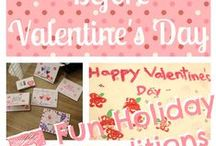 Lovely Valentine's Day Ideas / Fun ideas for Valentine's Day!