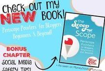 Periscope / Great blog posts and articles about my favorite platform! Join me on Periscope: @RaisingClovers -- & check out my new book: The Scoop on Scope! Available on Amazon!