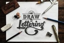 PLOMA I TINTER ✒ / Typography, calligraphy, lettering, font, doodle... all you ever wanted to know about writing.