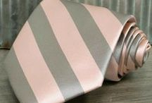 Wedding Ties / Affordable ties and bow ties for the groom, groomsmen and ring bearers.
