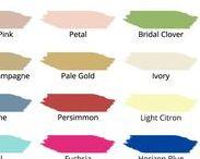 Spring 2017 Top Wedding Colors