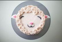 Cakes / by Maria Colon-Mingo