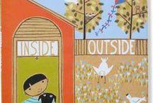 Children's Books / by Maria Colon-Mingo