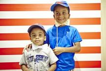 For my Boys / Making life for my precious boys beautiful, fun and full of learning. / by Maria Colon-Mingo