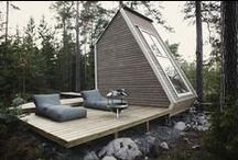 Outdoor spaces / by D Beau - Kickcan & Conkers