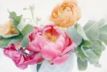 Flowers I love / by Maria Colon-Mingo