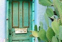 Colors, Palettes & Hues / by Eszter Czibok Designs