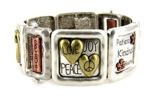 In-spirit Jewelry / Jewelry inspired by the fruits of the spirit  / by Deana McGarr