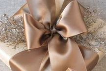 Gift Wrapping & Card Making / I just love fancy gift wrap, and one of these days I'm gonna learn how!