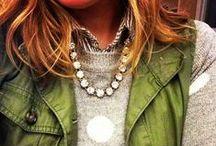 Fashion Inspiration / by Jen Noll