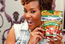 Celebs and Crunchies