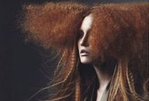 Hair / by Sandra MUA & Hairstylist