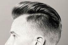 Inspiration: Hair/beard / by Jesper Abildgaard
