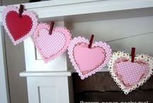 Valentine's Day / Food and Craft ideas for this holiday  / by Sandy Duncan