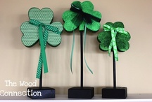 Luck of the Irish  / Many ideas for crafts and foods for this Irish Holidays ! / by Sandy Duncan