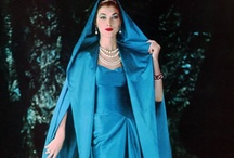 Vintage Fashion / They don't make them like this anymore, but I sure wish they did!!