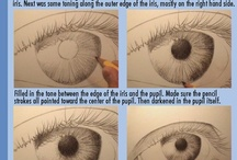 drawing tutorials / by Denise Williams