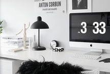 Inspiration: office / by Jesper Abildgaard