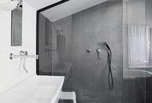 Inspiration: Bathroom / by Jesper Abildgaard