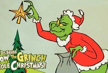 GRINCH / Many different Grinch Ideas and crafts to make  / by Sandy Duncan