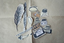 stationery & ephemera / envelopes, invitations, gorgeous packaging, branded tags, and much more. / by cara | chickpea magazine