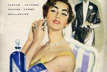 Vintage Cover and Illustration / alte Modehefte-Cover
