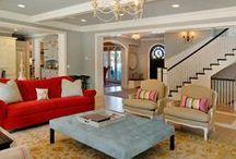 new house color ideas / by Deana McGarr
