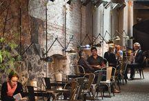 Coffee Shop, Bar & Restraunt