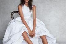 White dresses / Fashion