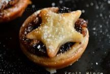 Yummy Holiday Recipes / Time to get out those elastic pants...