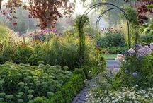 Garden Design Ideas / Dream garden design ideas to inspire you gardening DIY.