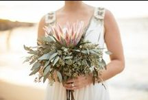 Wedding Bouquets / A little lovely floral inspiration from weddings in Maui Hawaii - Maui Wedding Photographer Aihara Visuals